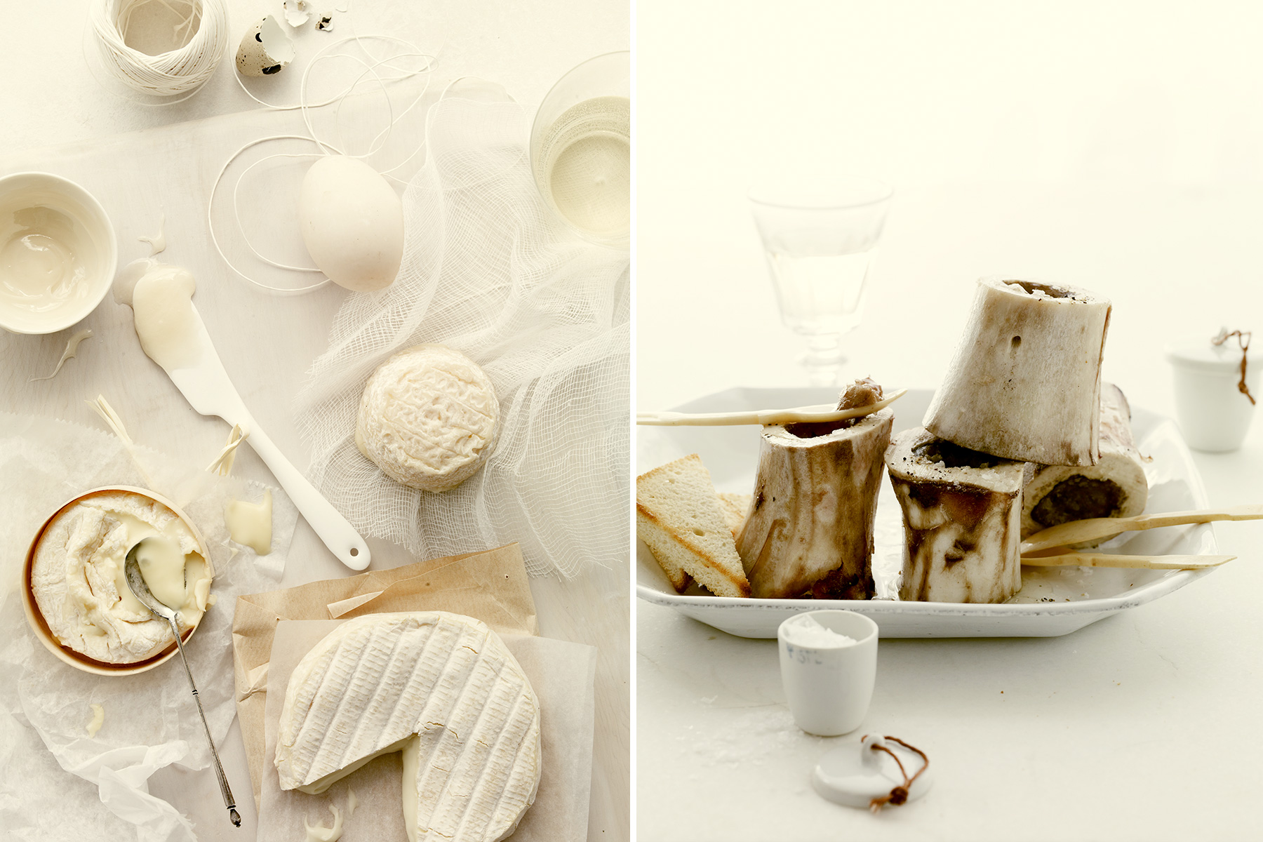 FOOD - by Anna Williams