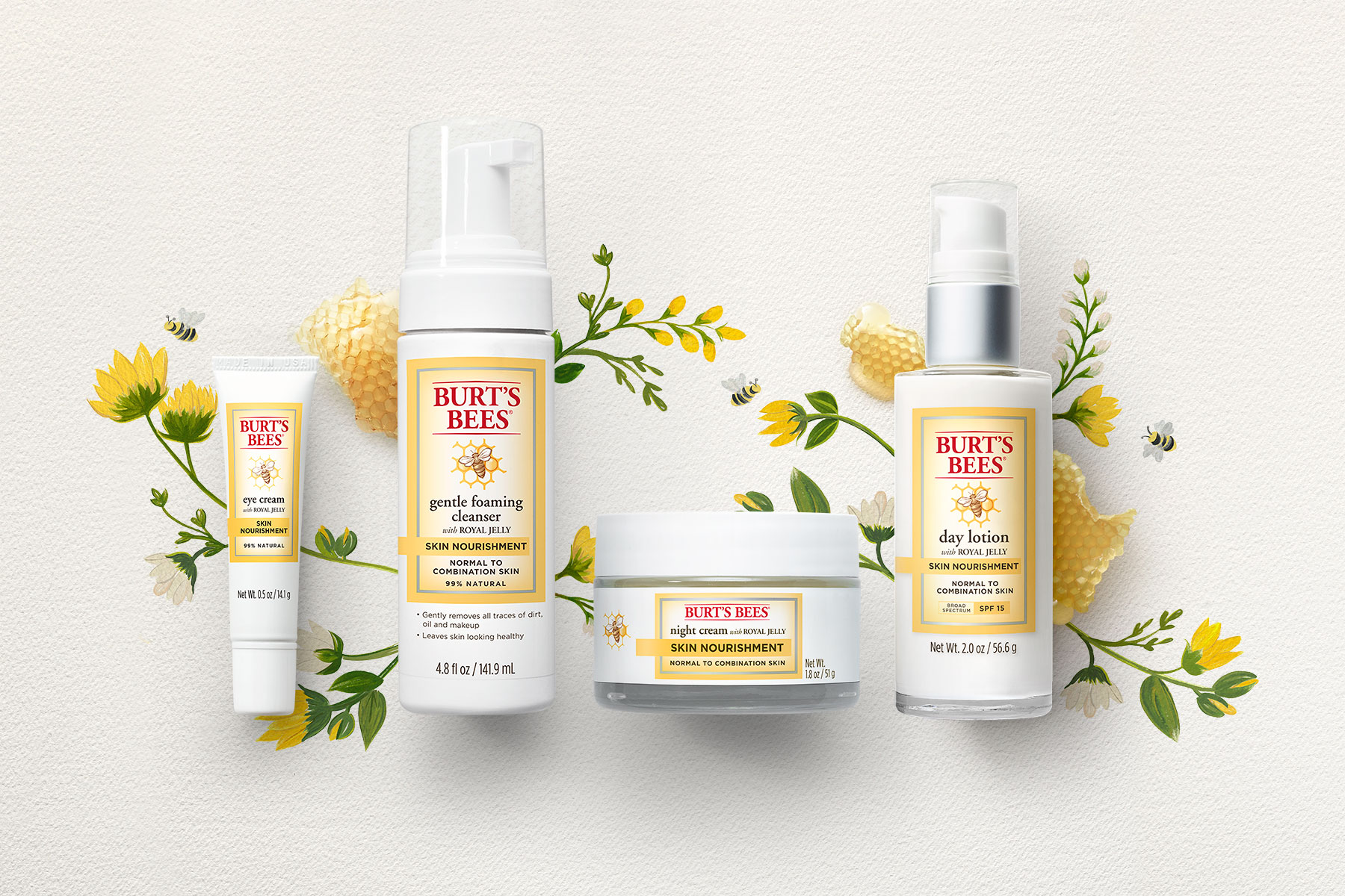 NEW WORK - Burts Bees