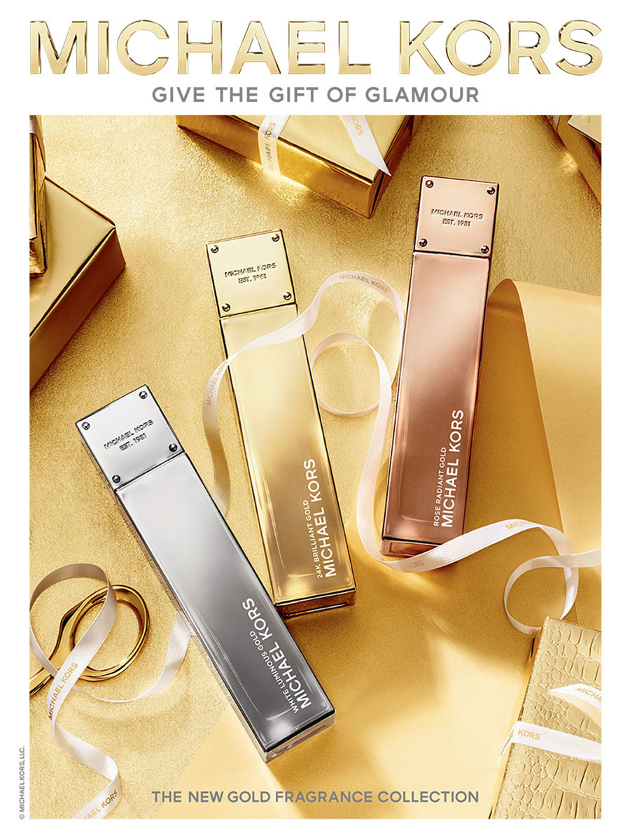 NEW WORK - Michael Kors Estee Lauder