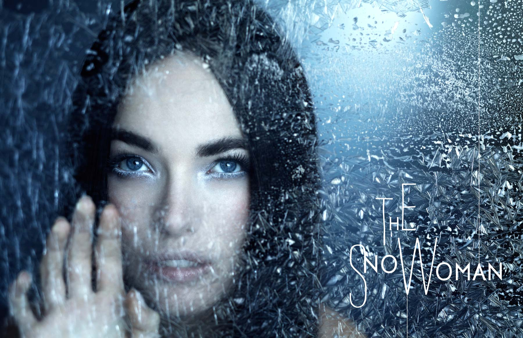 THE SNOW WOMAN - The Voracity by Anna Williams