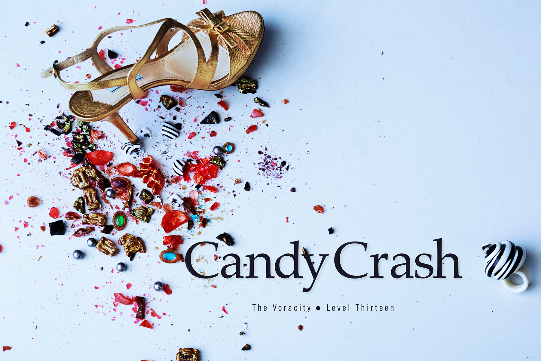 CANDY CRASH - The Voracity by Anna Williams
